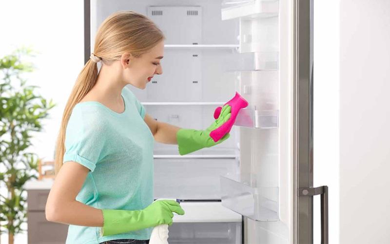Nên vệ sinh tủ lạnh trong những trường hợp nào? - Điện lạnh Hùng Cường